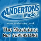 Andertons.co.uk deals