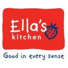 Ella's Kitchen vouchers