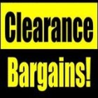 Clearance Bargains (Argos) deals