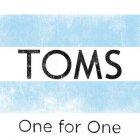 Toms vouchers
