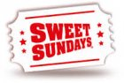 Sweet Sundays deals