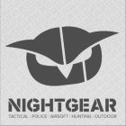 Nightgear vouchers