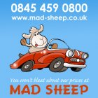 Mad Sheep Leasing deals