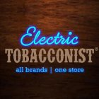 Electric Tobacconist vouchers