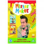 Mister Maker Double Pack (2 Discs) - £5.00 Delivered @ Play