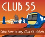 Over 55 Returns - £19 @ Scotrail