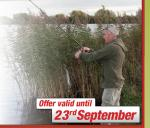 FISHTEC online Fishing Tackle Clearance sale + get 15% off all orders before 23rd September using code