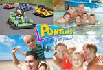 2 Night Break Including Full Breakfast at 1 of 5 Pontins Holiday Resorts - For a Family of Two (£39), Three (£59) or Four (£79) @ Likebees