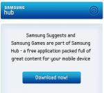 Galaxy S II owners: 9 Free Gameloft & EA games via Samsung Hub.