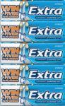 Wrigleys Extra 5 Pack - £1 + 1/10 Packs Wins £5! @ Tesco
