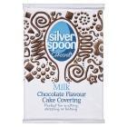 silver spoon  dark chocolate cake covering  £0.21p in tesco