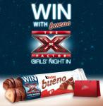Kinder Bueno Week 1 Girls' Night In Indulgence Hamper @ Facebook (account needed)