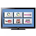 Sony KDL32CX523 Full HD Freeview HD LCD TV for £334 (with code) @ Sainsburys + £50 Sony Cashback + 2% Quidco