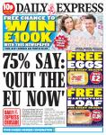 Saturday newspaper offers - see post - Mirror/ Express/ Sun/ Telegraph/ Mail/ Star