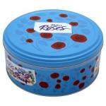 Tins of chocolates £4.50 in Tesco (Celbrations, Roses, Quality Streets, Heroes etc.)