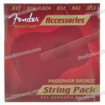 Fender acoustic guitar strings (£2.25 delivered) @ DealExtreme
