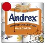 Andrex Halloween Roll (4 pack) for only £1 @ Tesco (INSTORE + Nationwide)
