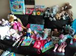 FS: Christmas sort out, toys and some baby toys/clothes/toddler shoes .  from 50p (ITNG, Peppa, Cars, LPS, Next, Crocs, and lots more)