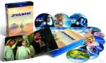 Star Wars Complete Blu Ray Box Set, £50 instore @ Sainsbury's