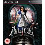"""Games for £10 @ Play.com   some nice bargains (eg Alice: Madness Returns (With Bonus """"American McGee's Alice"""" Download) PS3 / XBox 360)"""