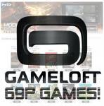 Android Gameloft games 69p sale!           Starting 29- Dec5 Jan