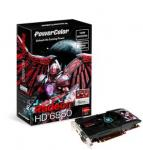 PowerColor HD 6850 1GB GDDR5 Dual DVI HDMI DisplayPort PCI-E Graphics Card - Ebuyer.com - £97.99