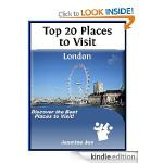 Free Kindle Book - Top 20 Places to Visit in London @ Amazon