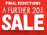 Further 20% off Sale Items Online including Converse for £12 delivered @ Office Shoes