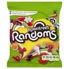 Rowntree's Randoms, Tutti Frutti & Fruit Pastels 77p for 195g bag @ Sainsburys