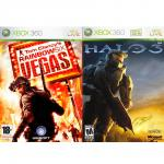 Xbox 360 - Halo 3 & Rainbow Six Vegas £3.99 for both - Gamestation BOGOF on selected pre owned games