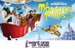 Win a Nintendo 3DS thanks to 'A Monster In Paris' @ Virgin Media