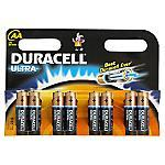 Duracell Ultra M3 AA & AAA Battery Pack of 8 Was £7.50 Half Price £3.75@Sainsburys