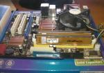 FS: Intel E8400 Processor, Asus P5KPL-AM Motherboard & 4GB Crucial DDR2 RAM bundle - £90 delivered