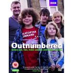 Outnumbered - Series 1-3 Box Set (Plus 2009 Christmas Special) [DVD] - £9.99 Delivered (Fulfilled by Amazon)
