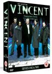 Vincent - Series 1 & 2 (4 DVD Box Set) - £8.99 delivered:@dvdGold