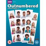 Outnumbered: Series 1 - 4 Plus The Christmas Special  £17.99 @ PLAY