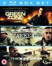 Green Zone / Jarhead / The Kingdom Blu-ray - £14.45 @ Zavvi