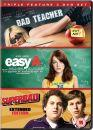 Bad Teacher / Easy A / Superbad (DVD) for £9.95 @ Zavvi
