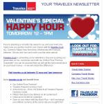 Travelex Currency Happy Hour- Wed 8th 12-1pm