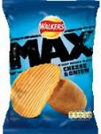 Walkers Max crisp cheese & onion 50g for only 20p @ B&M