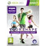 Your Shape: Fitness Evolved 2012 - Kinect Compatible Xbox 360 Game @ Amazon & Play - £16.99