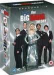 The Big Bang Theory - Seasons 1 - 4 Complete - £27.79 delivered + 2% Quidco @ Base