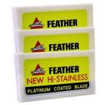 30 Feather Double Edged Razor Blades @ Amazon (Shavingshack) delivered £8.40