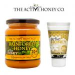 WIN: 5 x ACTIVE RAINFOREST HONEY sets, worth £23 each @ The Beauty Pages