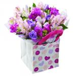 Winner a beautiful INTERFLORA bouquet every month for a year @ Boots Health & Beauty Magazine