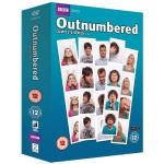 Outnumbered 1-4+2009 Xmas special DVD box set £15.97 from Amazon