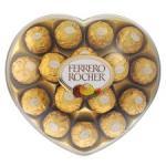 Ferrero Rocher Heart (200g) - £2 @ Tesco