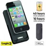 Essential PowerSleeve for iPhone 4 - £17.99 @ Dealtastic