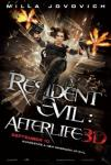 Resident Evil: Afterlife 3D Blu-ray £11.95 @ The Hut
