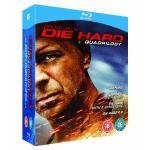 Die Hard - Quadrilogy (Bluray) - Amazon - £26.20